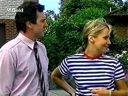 Karl Kennedy, Ruth Wilkinson in Neighbours Episode 2811