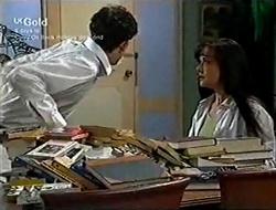 Tim Buckley, Susan Kennedy in Neighbours Episode 2812