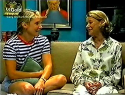 Ruth Wilkinson, Helen Daniels in Neighbours Episode 2812