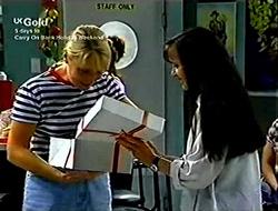 Ruth Wilkinson, Susan Kennedy in Neighbours Episode 2812