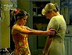 Anne Wilkinson, Ruth Wilkinson in Neighbours Episode 2813
