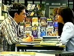 Tim Buckley, Susan Kennedy in Neighbours Episode 2813