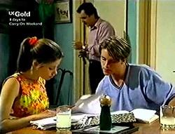 Anne Wilkinson, Karl Kennedy, Billy Kennedy in Neighbours Episode 2813