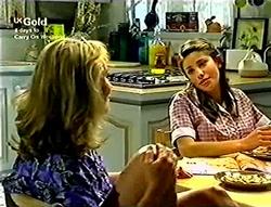 Ruth Wilkinson, Anne Wilkinson in Neighbours Episode 2813