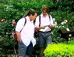 Toadie Rebecchi, Billy Kennedy in Neighbours Episode 2813