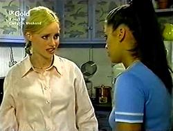 Lisa Elliot, Sarah Beaumont in Neighbours Episode 2814