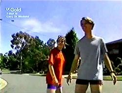 Anne Wilkinson, Billy Kennedy in Neighbours Episode 2814