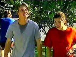 Billy Kennedy, Anne Wilkinson in Neighbours Episode 2814