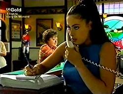 Marlene Kratz, Sarah Beaumont in Neighbours Episode 2814