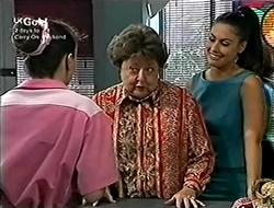 Debbie Martin, Marlene Kratz, Sarah Beaumont in Neighbours Episode 2815