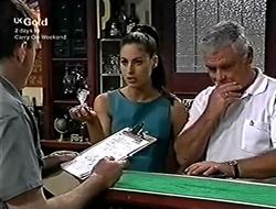 Sarah Beaumont, Lou Carpenter in Neighbours Episode 2815