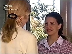 Lisa Elliot, Hannah Martin in Neighbours Episode 2815