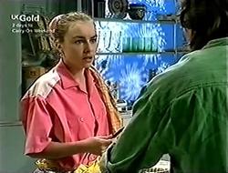 Debbie Martin, Darren Stark in Neighbours Episode 2815
