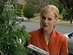 Lisa Elliot in Neighbours Episode 2816