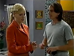 Lisa Elliot, Darren Stark in Neighbours Episode 2816