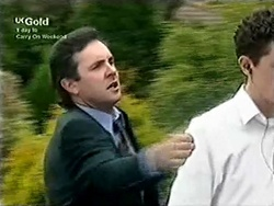 Karl Kennedy, Tim Buckley in Neighbours Episode 2816