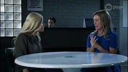 Dee Bliss, Heather Schilling in Neighbours Episode 8375