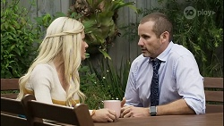 Dee Bliss, Toadie Rebecchi in Neighbours Episode 8376