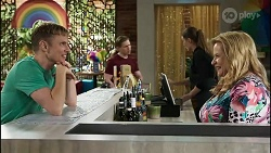 Courtney Act, Sheila Canning in Neighbours Episode 8376