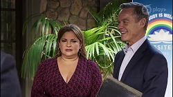 Terese Willis, Paul Robinson in Neighbours Episode 8376