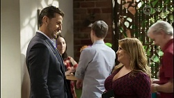 Pierce Greyson, Terese Willis in Neighbours Episode 8376