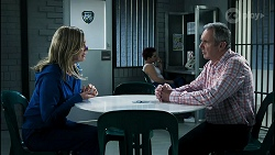 Heather Schilling, Karl Kennedy in Neighbours Episode 8376