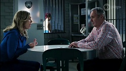 Heather Schilling, Karl Kennedy in Neighbours Episode 8377