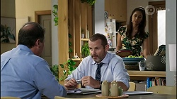 Grant Hargreaves, Toadie Rebecchi, Dipi Rebecchi in Neighbours Episode 8377