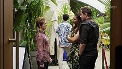 Susan Kennedy, Dipi Rebecchi, Shane Rebecchi in Neighbours Episode 8377