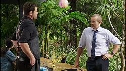 Shane Rebecchi, Toadie Rebecchi in Neighbours Episode 8377