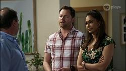 Grant Hargreaves, Shane Rebecchi, Dipi Rebecchi in Neighbours Episode 8378