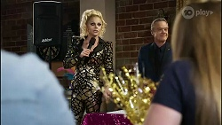 Courtney Act, Paul Robinson in Neighbours Episode 8378