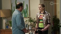 Grant Hargreaves, Mackenzie Hargreaves in Neighbours Episode 8378