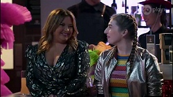 Terese Willis, Mackenzie Hargreaves in Neighbours Episode 8379