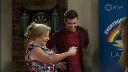 Sheila Canning, Ned Willis in Neighbours Episode 8380