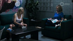 Andrea Somers, Heather Schilling in Neighbours Episode 8380