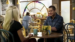Dee Bliss, Owen Campbell in Neighbours Episode 8380