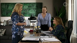 Sheila Canning, Harlow Robinson, Terese Willis in Neighbours Episode 8380