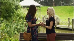 Dipi Rebecchi, Dee Bliss in Neighbours Episode 8381