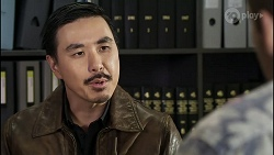 John Wong, Toadie Rebecchi in Neighbours Episode 8381