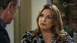 Paul Robinson, Terese Willis in Neighbours Episode 8382