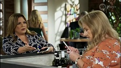 Terese Willis, Sheila Canning in Neighbours Episode 8382