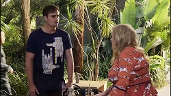 Kyle Canning, Sheila Canning in Neighbours Episode 8382