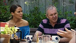 Elly Conway, Karl Kennedy in Neighbours Episode 8384
