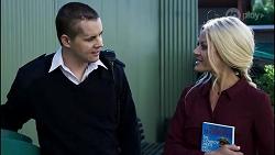 Owen Campbell, Dee Bliss in Neighbours Episode 8384