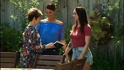 Susan Kennedy, Elly Conway, Bea Nilsson in Neighbours Episode 8384