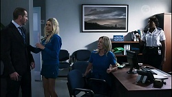 Toadie Rebecchi, Dee Bliss, Heather Schilling, Bonnie Louden in Neighbours Episode 8385