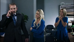 Toadie Rebecchi, Dee Bliss, Heather Schilling in Neighbours Episode 8385