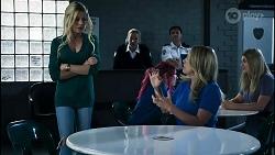 Dee Bliss, Heather Schilling in Neighbours Episode 8386