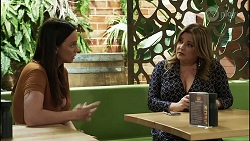Bea Nilsson, Terese Willis in Neighbours Episode 8386